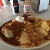 Photo taken at Panchos Tacos by Carmen M. on 10/13/2014