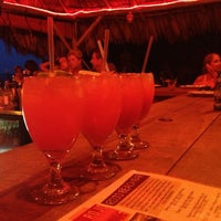 Photo taken at Rojo Beach Bar by Erin D. on 6/13/2013