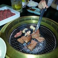 Photo taken at 焼肉 五苑 宮の森店 by Makoto M. on 10/27/2012