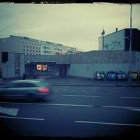 Photo taken at Metro =B= =C= Florenc by Jakub M. on 1/7/2013