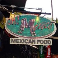 Снимок сделан в OH! Mexico пользователем BigMouthGirlz 5/5/2013