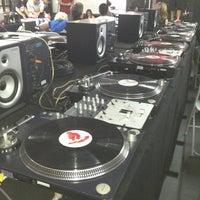 Photo taken at Scratch DJ Academy by BigMouthGirlz on 10/13/2012