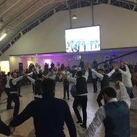 Photo taken at Araklı Belediye Düğün Salonu by Yasin S. on 1/28/2018