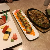Photo taken at Sushi Avenue by PW L. on 4/8/2017
