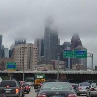 Photo taken at US 59 Eastex Freeway by Liz N. on 7/11/2012