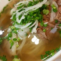 Photo taken at Phở 24 by Yvonne T. on 5/22/2016