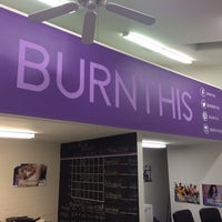 Photo taken at BurnThis HQ by Derrek L. on 11/16/2013