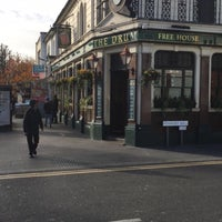 Photo taken at The Drum (Wetherspoon) by Justin W. on 11/19/2016