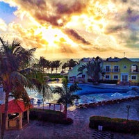 Photo taken at Secrets Capri Riviera Cancun by Win P. on 10/30/2013