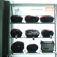 Photo taken at GIVI THAILAND by COMFORTA by GIVI THAILAND by COMFORTA on 3/7/2014