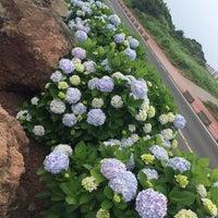 Photo taken at 종달리 해안도로 by 🎗Chaeha L. on 6/18/2016