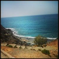 Photo taken at Telendos Island by Μαργαρίτα Α. on 8/20/2013