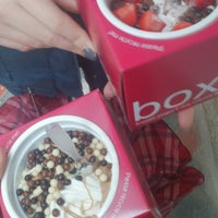 Photo taken at chillbox frozen yogurt by Ελένη Μ. on 4/5/2015