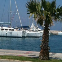 Photo taken at Skopea Marina by Harry C. on 5/3/2013
