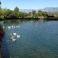 3/7/2014 tarihinde Saklı Göl Restaurant & Nature Clubziyaretçi tarafından Saklı Göl Restaurant & Nature Club'de çekilen fotoğraf