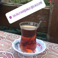 Photo taken at Kurşunlu Kardelen Kafe by Açelya T. on 2/18/2018