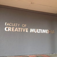 Photo taken at Faculty of Creative Multimedia (FCM) by Amy I. on 11/14/2014