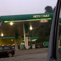 Photo taken at PETRONAS Station by Najib D. on 10/11/2012