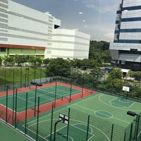 Photo taken at Mapletree Business City by Andy H. on 12/5/2017