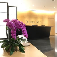 Photo taken at Bank Julius Baer @ Asia Square T1 by Andy H. on 5/18/2018