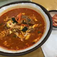 Photo taken at The Palace Korean Restaurant by Andy H. on 3/29/2017