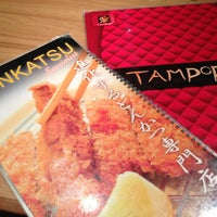 Photo taken at Tampopo Restaurant by Andy H. on 1/22/2013