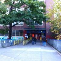 Photo taken at PS 33 by Karen K. on 11/6/2012