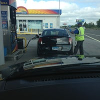 Photo taken at Sunoco by Doni A. on 8/4/2014