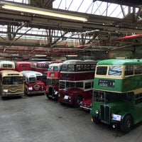 Photo taken at Museum of Transport, Greater Manchester by Liana L. on 5/23/2015