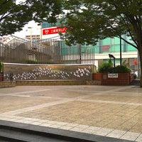 9/13/2016にTechが池田駅前てるてる広場 (池田駅前広場)で撮った写真