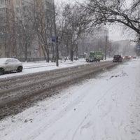 Photo taken at Улица Мельникова by Vika C. on 12/26/2017