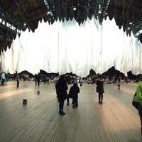 Photo taken at Park Avenue Armory by Sharon F. on 12/23/2012