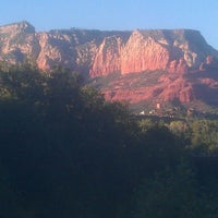 Photo taken at Sedona Red Rocks by Michael M. on 9/15/2012