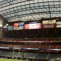 Photo taken at NRG Stadium by Garrett W. on 12/29/2012