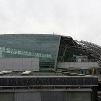 Photo taken at Dusseldorf Airport (DUS) by Craig W. on 6/25/2013