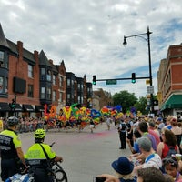 Photo taken at 2016 Chicago Pride Parade @ ChicagoPride.com by Craig W. on 6/26/2016