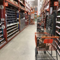 ... Photo Taken At The Home Depot By Roxanna On 12/6/2017 ...