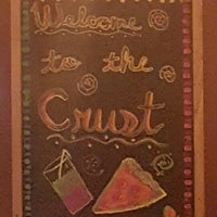 Photo taken at The Crust by Charlie V. on 4/17/2016