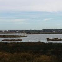Photo taken at Reserva Natural dos Salgados by Luis M. on 9/13/2014