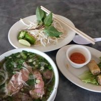 Photo taken at Pho Today by AMF P. on 7/11/2014