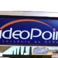 Photo taken at Video Point Locadora by Carolina Z. on 3/8/2014