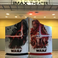 Photo taken at Airbus IMAX Theater by Duane H. on 12/14/2017