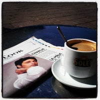 Photo taken at Cafè Totote by Chris S. on 3/19/2013