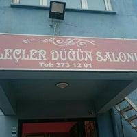 Photo taken at Güleçler Düğün Salonu by İlknur P. on 5/14/2016