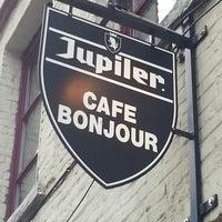Photo taken at Café Bonjour by Beestje Christophe V. on 5/25/2014