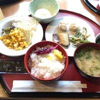 Photo taken at Hotel Sunroute Patio Goshogawara by Yabu on 10/8/2015