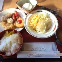 Photo taken at Hotel Sunroute Patio Goshogawara by Yabu on 10/19/2015