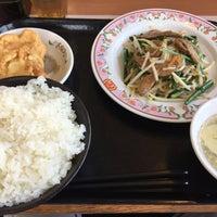 Photo taken at 餃子の王将 伊勢崎店 by Yabu on 12/20/2016