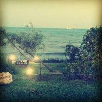Photo taken at Saklı Deniz by Naz A. on 5/23/2013