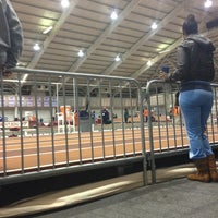 Photo taken at Rector Field House by Davin J. on 2/8/2013